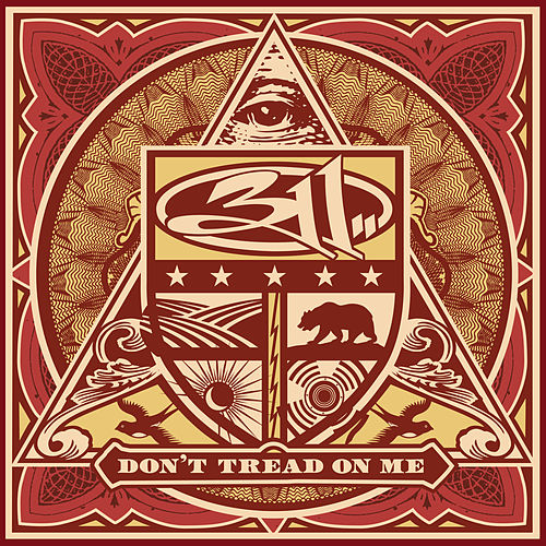 Don't Tread On Me de 311