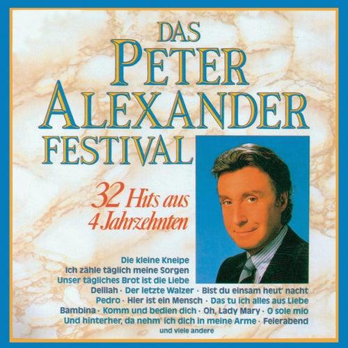 Das Peter Alexander Festival von Peter Alexander