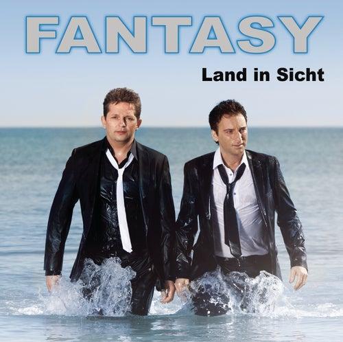 Land in Sicht von Fantasy