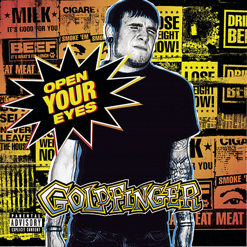 Open Your Eyes de Goldfinger