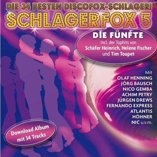 Schlagerfox 5 von Various Artists