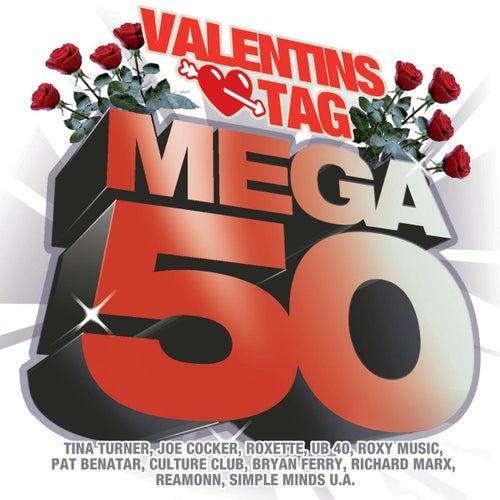 Mega 50 - Valentinstag von Various Artists