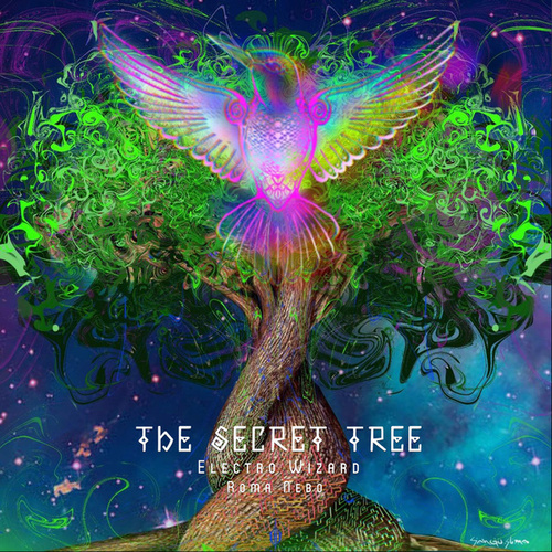 The Sacred Tree by Roma Nebo
