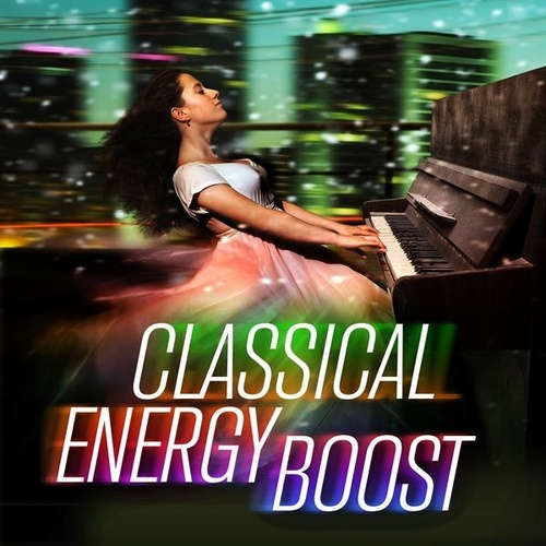 Classical Energy Boost by Various Artists