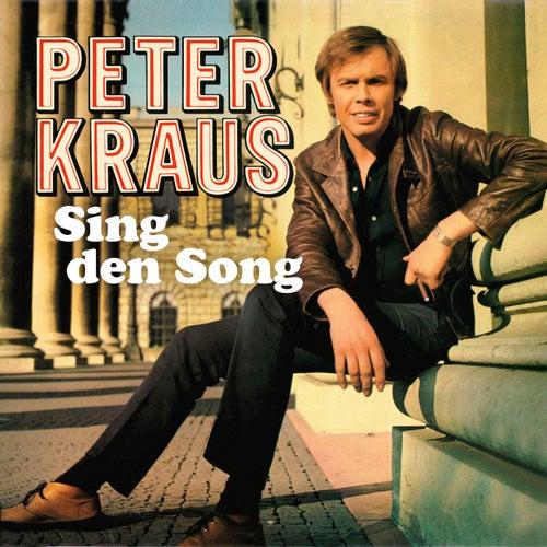 Sing den Song von Peter Kraus
