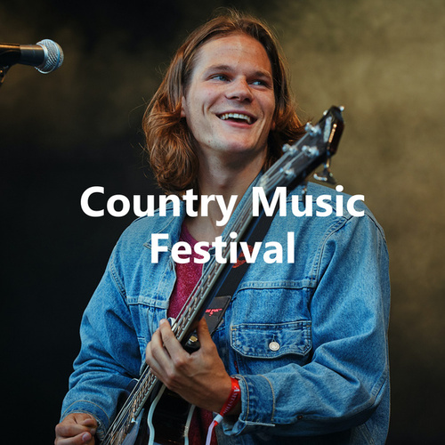 Country Music Festival by Various Artists