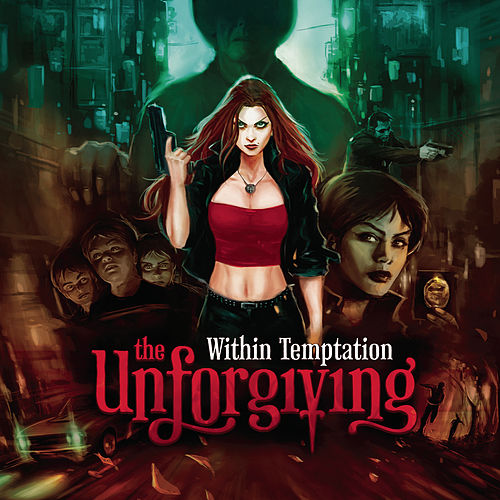 The Unforgiving van Within Temptation