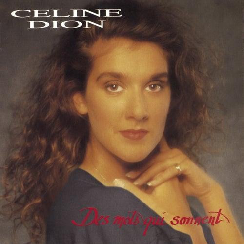 Des Mots Qui Sonnent de Celine Dion