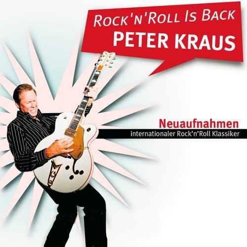 Rock'n'Roll Is Back by Peter Kraus