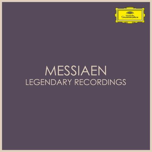 Messiaen - Legendary Recordings by Olivier Messiaen