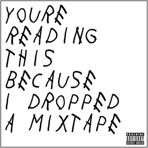You're Reading This Because I Dropped a Mixtape von Cj Beverly