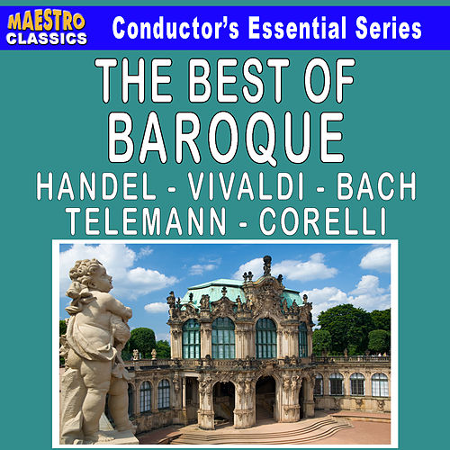 The Best of Baroque by Various Artists