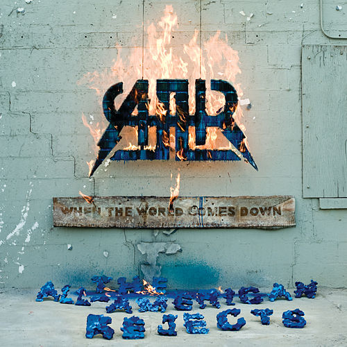When The World Comes Down (International Version) by The All-American Rejects