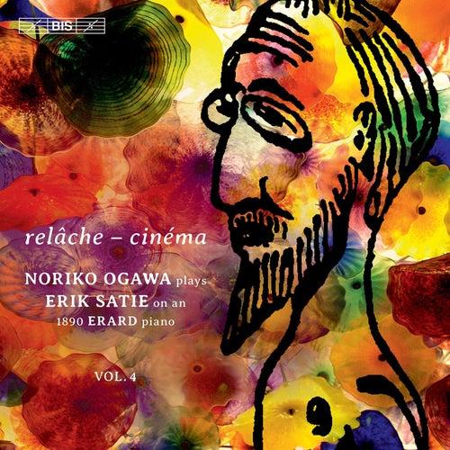 Satie: Piano Music, Vol. 4 by Noriko Ogawa