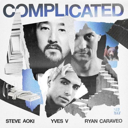 Complicated (feat. Ryan Caraveo) de Steve Aoki