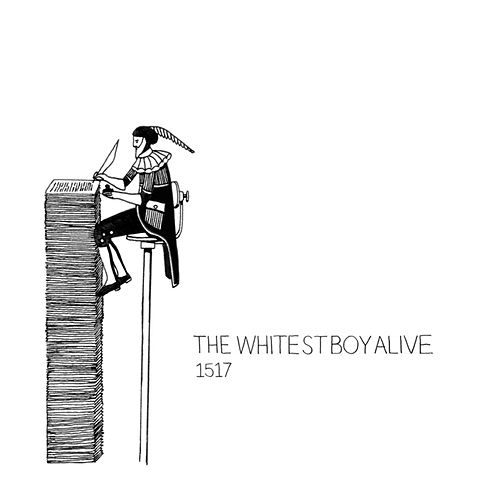 1517 de The Whitest Boy Alive