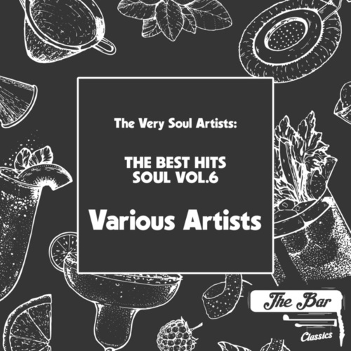 The Very Soul Artists: The Best Hits Soul Vol.6 by Various Artists