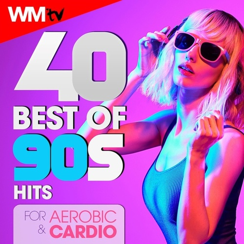 40 Best Of 90s Hits For Aerobic & Cardio (Unmixed Compilation for Fitness & Workout 135 Bpm / 32 Count) fra Workout Music Tv