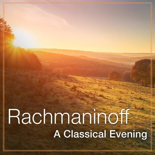 Rachmaninoff: A Classical Evening de 篠崎史子(ハープ)