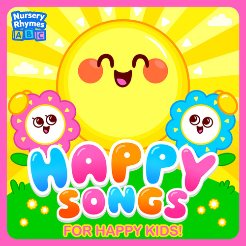 Happy Songs for Happy Kids de Nursery Rhymes ABC