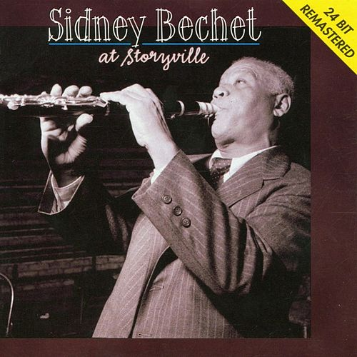 Jazz at Storyville by Sidney Bechet