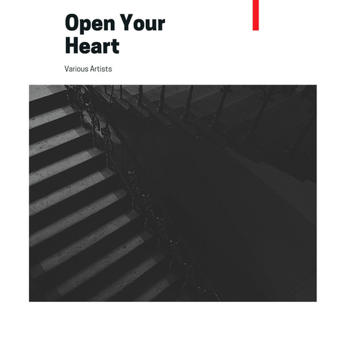 Open Your Heart by Various Artists