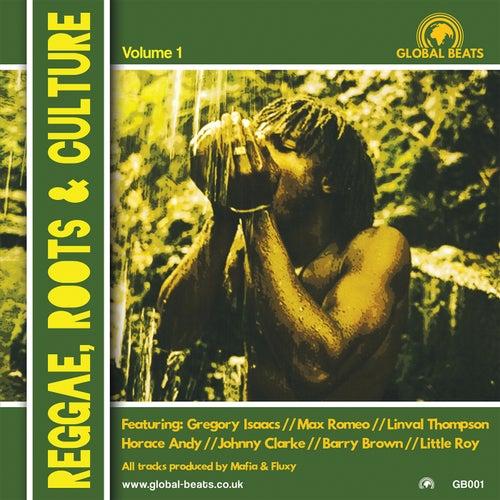 Reggae, Roots & Culture Vol. 1 de Various Artists