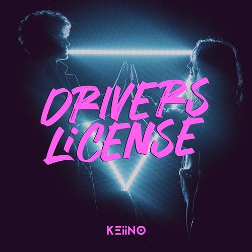 DRIVERS LICENSE fra Keiino