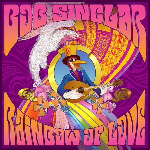 Rainbow Of Love von Bob Sinclar