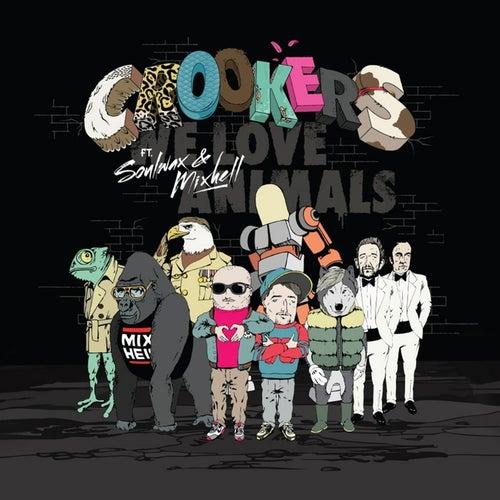 We Love Animals von Crookers