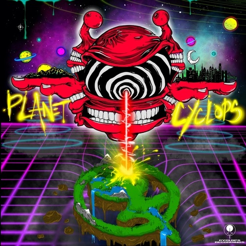 Planet Cyclops by Various Artists