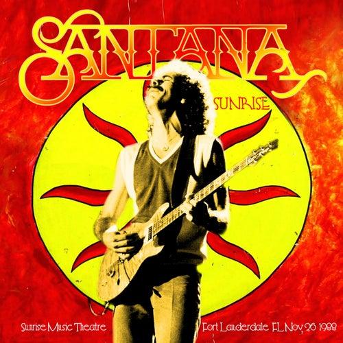 Sunrise (Remastered) (Live At The Sunrise Music Theatre, Fort Lauderdale, FL, Nov 26, 1988) de Santana