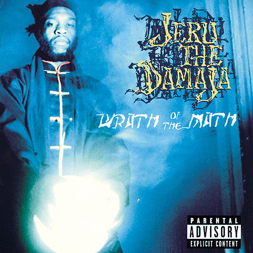 Wrath Of The Math von Jeru the Damaja