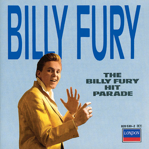 The Billy Fury Hit Parade by Billy Fury