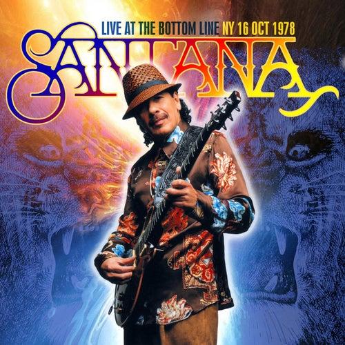 Live At The Bottom Line, New York, 16 Oct, 1978 de Santana
