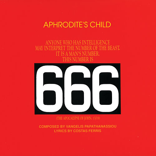 6 6 6 von Aphrodite's Child