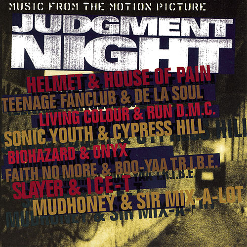 Judgement Night - Music From The Motion Picture von Various Artists