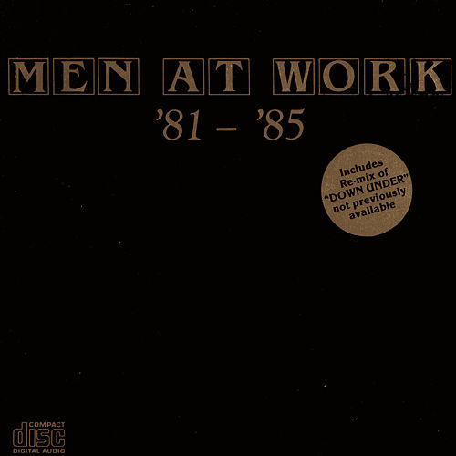 The Works von Men at Work