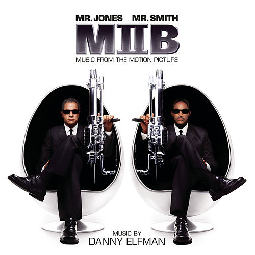 Men In Black II - Music From The Motion Picture by Original Soundtrack