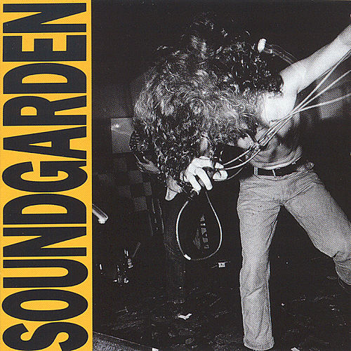 Louder Than Love by Soundgarden