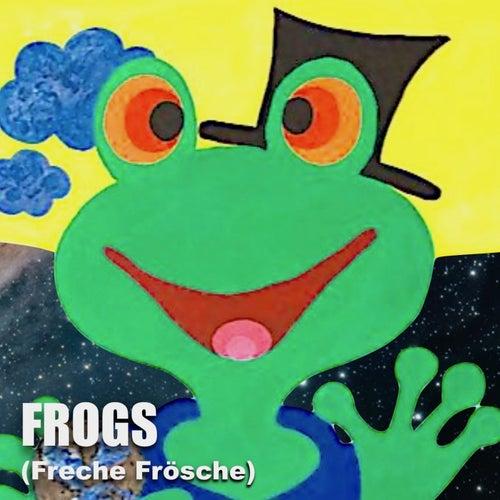 Frogs - Freche Frösche (Kindermusical von und mit Stella Jones) by Stella Jones