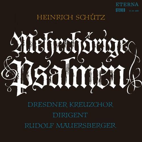 Schütz: Mehrchörige Psalmen von Dresdner Kreuzchor