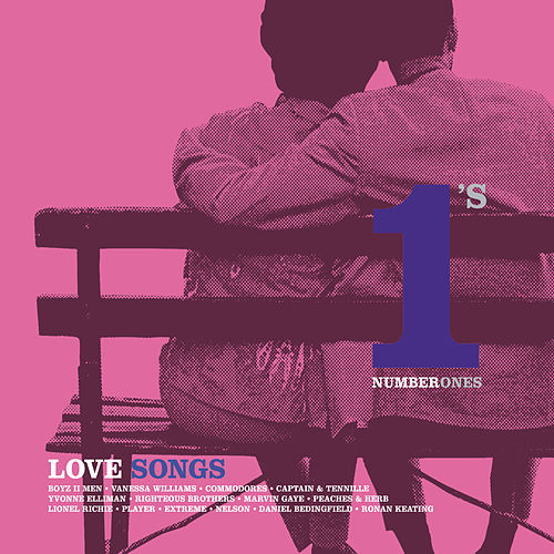 Love Songs #1's by Various Artists