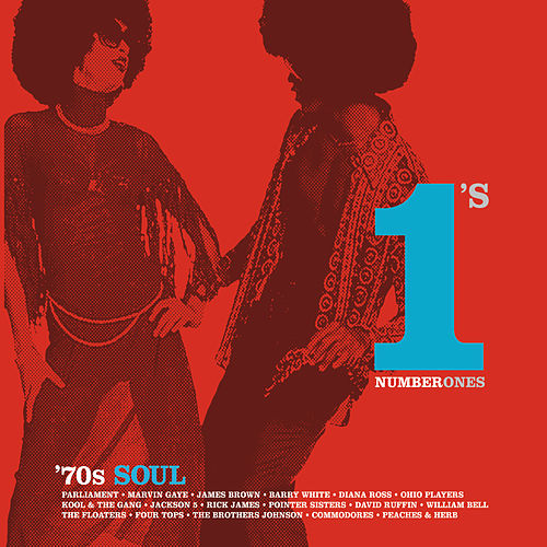 '70s Soul #1's by Various Artists