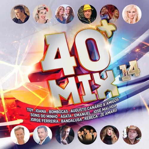 40+ Mix Vol.14 von Vários Artistas