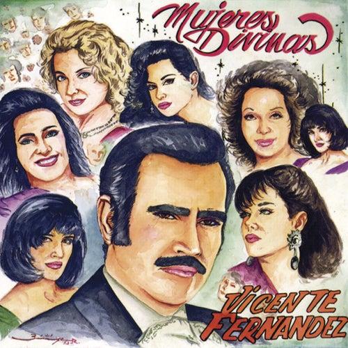 Mujeres Divinas de Vicente Fernández