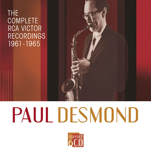 The Complete RCA Victor Recordings de Paul Desmond