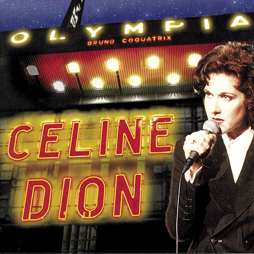 A L'Olympia de Celine Dion