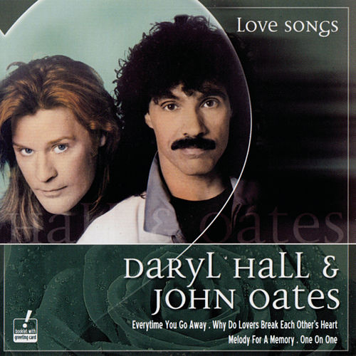 Love Songs van Daryl Hall & John Oates
