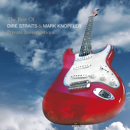 The Best of Dire Straits & Mark Knopfler - Private Investigations(Double CD) by Mark Knopfler